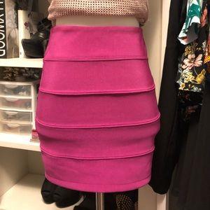 💕Bright Pink Mini Skirt 💕